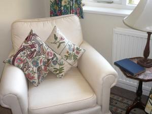 Garden apartment comfy seat