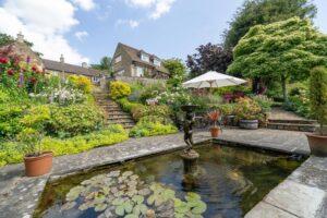 Ornamental Garden Pond